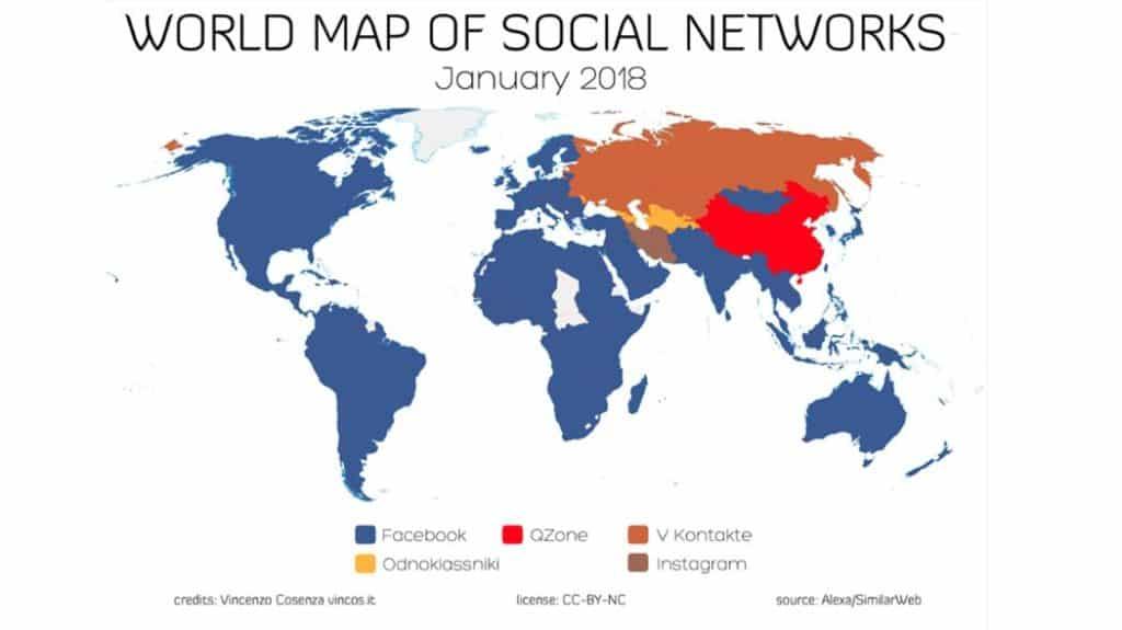 Facebook regna, ma Instagram vince